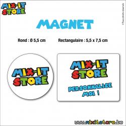 Magnet rectangulaire...