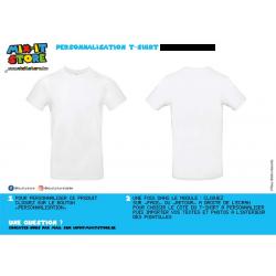 T-shirt Homme Basic courtes...