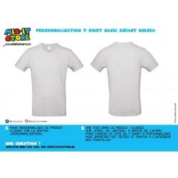 T-shirt Enfant Basic unisex...