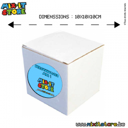 Boîte mug personnalisé
