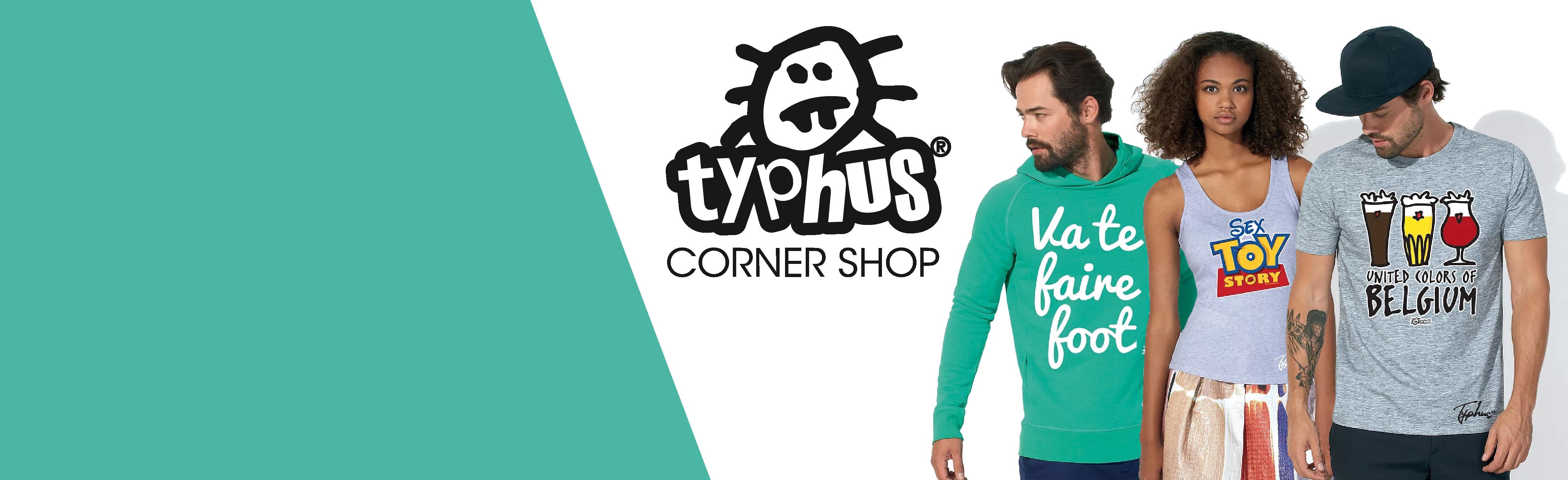 Typhus® Portez le monde sur vos épaules !